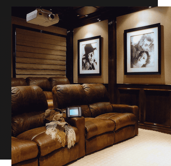 Premiere Home Theater Seating Luxury, Theater Seating Furniture
