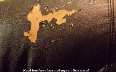 The Great Leather LIE!