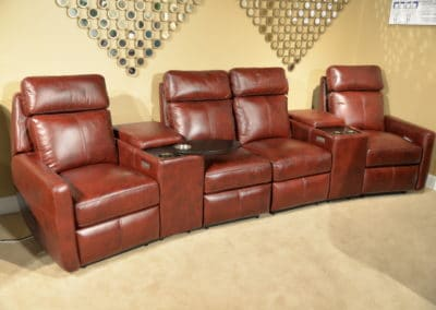 Palladium Home Theater w/Wide Consoles
